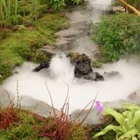 Генераторы тумана для пруда