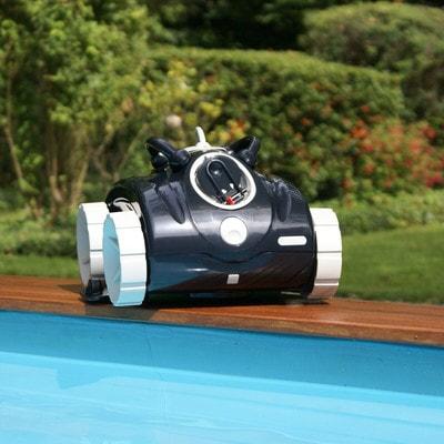 Робот-пылесоc AquaViva 5220 Luna (фото, Робот-пылесоc Luna)