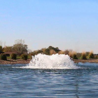 Плавающий аэратор для пруда 3400EAF 0,55 кВт / 220 В (фото, Аэратор Kasko Marine 3400EAF 0,55 кВт / 220 В)