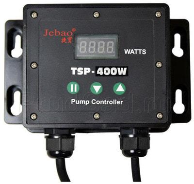 Насос для пруда TSP 30000 с регулятором (фото, Насос Jebao TSP 30000)