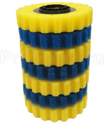 Комплект губок для фильтра Pondtech CPF 30000 (фото, Комплект губок CPF 30000 )