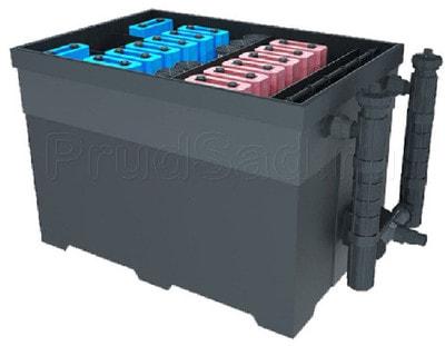 Фильтр для пруда и водоема до 180м3 Pondtech Bio- Filter 130 (фото, вид 1)