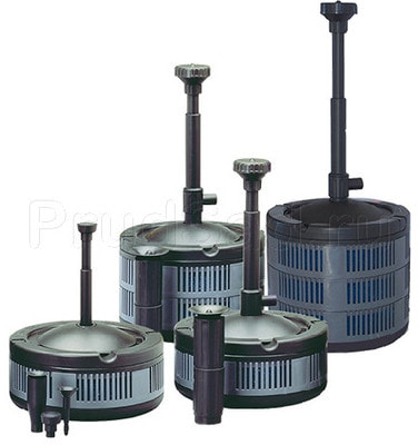 Фильтрующий фонтан для пруда ECO POND 3 (фото, Фильтрующий фонтан для пруда ECO POND 3)
