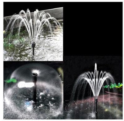 Фильтрующий фонтан с УФ лампой CUF-6011 (фото, Фильтрующий фонтан с УФ лампой CUF-6011 )