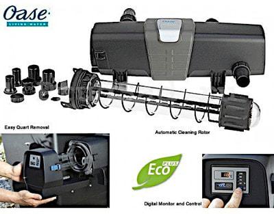 Ультрафиолетовая лампа для воды Bitron Eco 120 (фото, УФ лампа Bitron Eco 120)