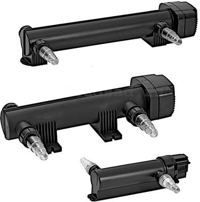 Ультрафиолетовая лампа для воды Vitronic N 18W (фото, УФ лампа Vitronic N 18W)