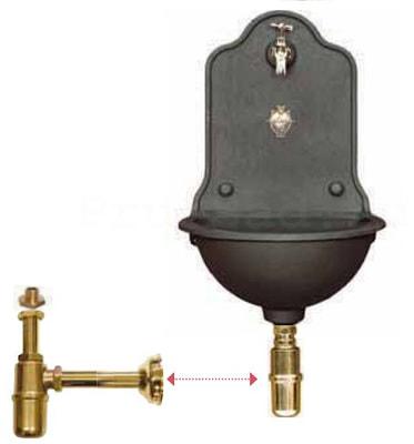 Водопроводная колонка ISEO PICCOLA (фото, Водопроводная колонка ISEO PICCOLA A.Q.)