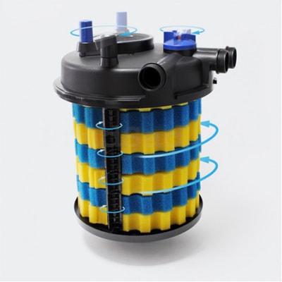 Фильтр для пруда и водоема до 12м3 CPA-10000 (фото,  Фильтр для пруда до 12м3 CPA-30000)