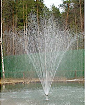 Фонтанная насадка Pondtech T120 (фото, Фонтанная насадка Pondtech T120 )