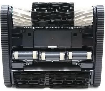 Робот-пылесоc для бассейна AquaViva 7310 Black Pearl (фото, Робот-пылесоc для бассейна AquaViva 7310 Black Pearl)