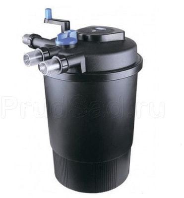 Напорный фильтр для пруда Pondtech CPF-30000 60м3 (фото, Напорный фильтр Pondtech CPF-30000 60м3 )