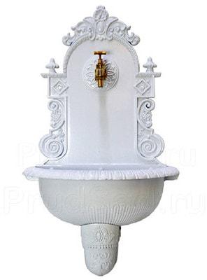 Садовая колонка для воды GLQ 1888 Белая