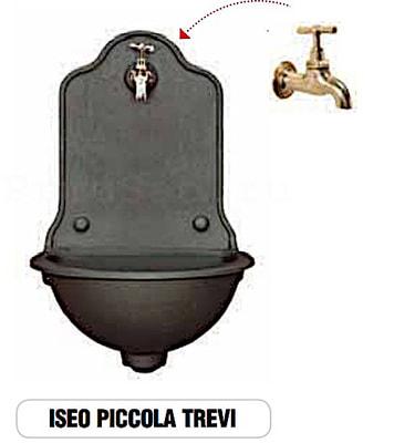 Водопроводная колонка ISEO PICCOLA (фото,  Водопроводная колонка ISEO PICCOLA )