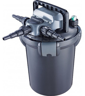 Фильтр для пруда и водоема до 9м3 Jebao CBF-9000 (фото,  Фильтр для пруда и водоема до 9м3 Jebao CBF-9000)
