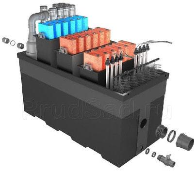 Фильтр для пруда и водоема до 350м3 Pondtech Bio-Filter 160 IA (фото,  Фильтр для пруда и водоема до 350м3 Pondtech Bio-Filter 160 IA)