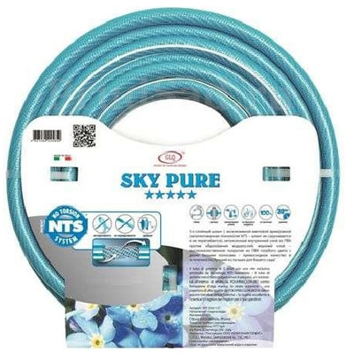 "Шланг для полива и подачи воды SKY PURE NTS 50 м 1"""