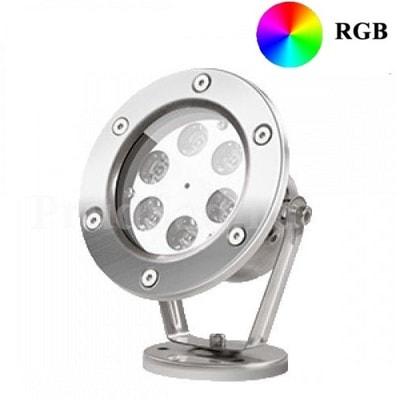 Подводный светильник Pondtech 995Led1 (RGB) (фото, Подводный светильник Pondtech 995Led1 (RGB))