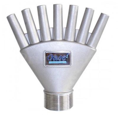 Фонтанная насадка OASE Finger nozzle 7 -15 E (фото, Фонтанная насадка OASE Finger nozzle 7 -15 E)