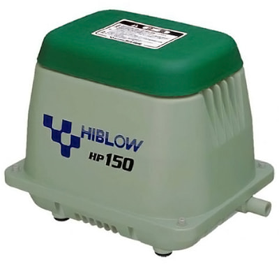 Компрессор HIBLOW HP-150