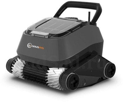 Робот-пылесоc AquaViva 7320 Black Pearl (фото, Робот-пылесоc AquaViva 7320 Black Pearl)