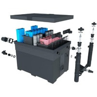 Фильтр для пруда и водоема до 180м3 Pondtech Bio- Filter 130