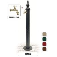 Водопроводная колонка чугунная Diana