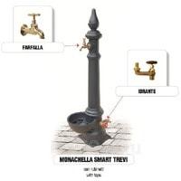Водопроводная колонка чугунная Monachella Smart Trevi