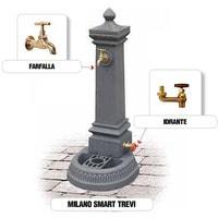 Водопроводная колонка чугунная Milano Smart Trevi