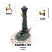 Водопроводная колонка чугунная Morava Smart Trevi